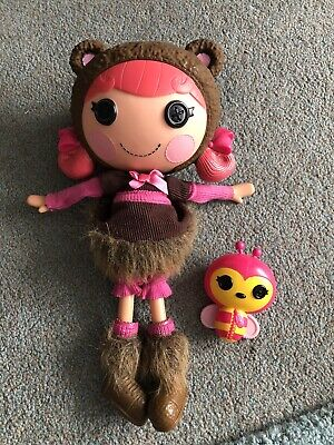 Large Lalaloopsy Doll - TEDDY-HONEY- POTS Excellent Condition • 11.99£