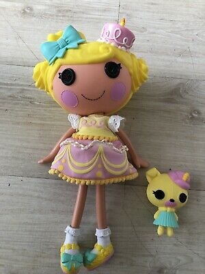 Large Lalaloopsy Doll - CAKE-O -SLICE Very Good Condition • 11.99£