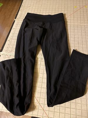 $ CDN18.07 • Buy Women's Lululemon Leggings Size 2 Black Activewear Pants