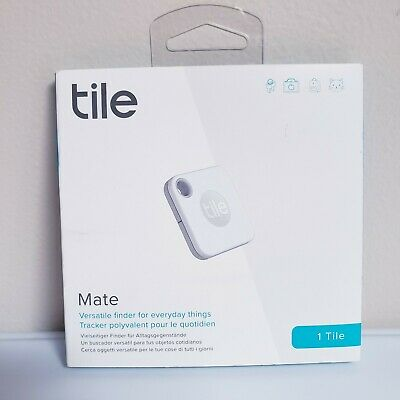 Tile Mate 1-pack Bluetooth Tracker, Keys Finder And Item Locator • 11.34£