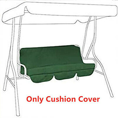 Polyester Taffeta Patio Garden Swing Seat Cover 150x150x10cm Outdoor Waterproof • 8.36£