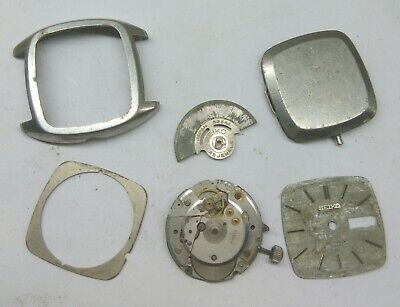 $ CDN123.73 • Buy Vintage King Seiko 5246-5010 Automatic Watch ( Balance Ok ) For Parts & Repairs