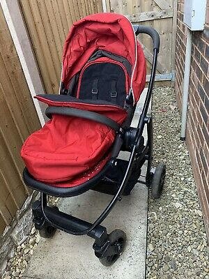 Graco Evo 2in1 Pushchair Travel System Inc Footmuff And Raincover • 35£