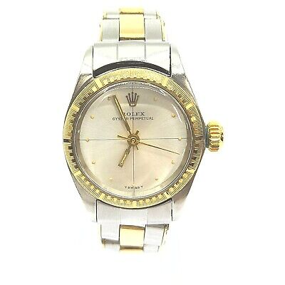 AU406.87 • Buy Rolex Watch  6804 Oyster Perpetual YGxSS Operates Normally 710949