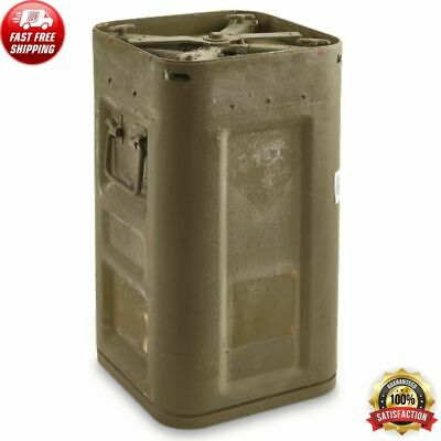 $67.76 • Buy Locking MOD Military Container Waterproof Steel US Surplus Collectible Storage