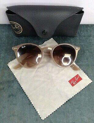 AU9.03 • Buy Men's Ray-Ban RB2180 6166/13 51-21 150 3N Sunglasses Made In Italy In Case