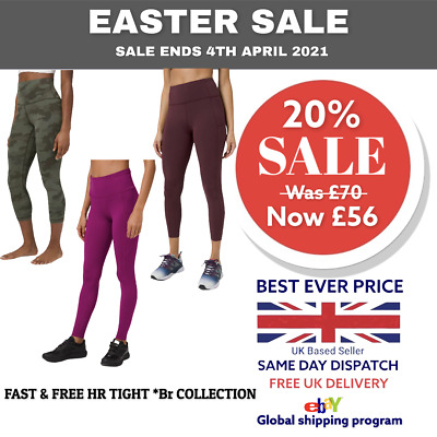 $ CDN99.06 • Buy Lululemon Leggings Fast And Free HR Tight BR* Collections BRAND NEW 🔥🔥🔥