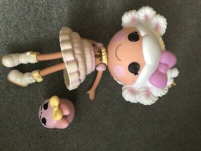 Large Lalaloopsy Doll TOAST SWEET FLUFF Excellent Condition Rare • 11.99£