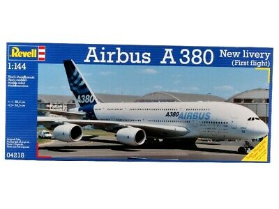 Airbus A380 New Livery (First Flight) 1:144 Plastic Model Kit Revell • 33.54£