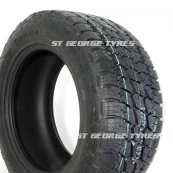 AU1384.32 • Buy 4 X New Nitto Tyres 305-70-16 305/70r16 3057016 Terra Grappler All Terrain 33x12