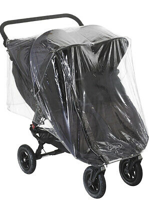 Baby Jogger Double Raincover BJCMD-DGT Baby Jogger City Mini Double - RRP £33.99 • 8£