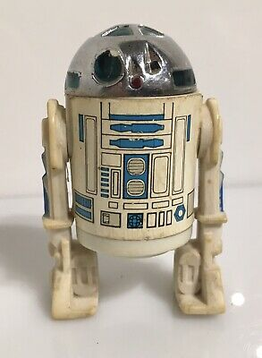 $ CDN18.92 • Buy 1977 STAR WARS R2-D2 Vintage Action Figure Taiwan COO ANH COMPLETE C9