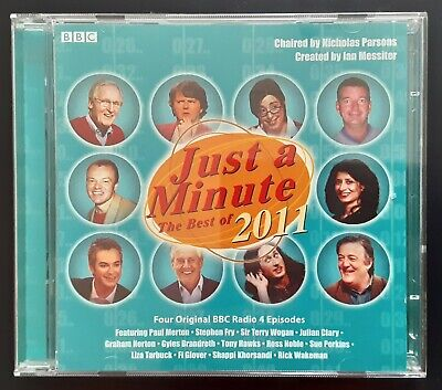 £4.99 • Buy Just A Minute Best Of 2011 BBC CD X 2