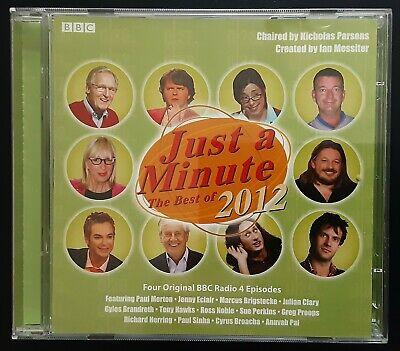 £4.99 • Buy Just A Minute Best Of 2012 BBC CD X 2