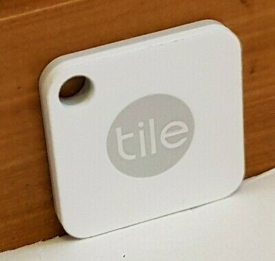 Tile Mate White Key Phone Finder Locator Tracker Bluetooth GPS Tracking  • 12.50£