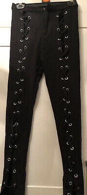 Plt Lace Up Leggings - Worn Once - Size 8 • 6£