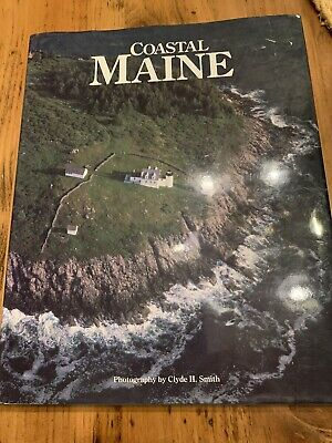 $18 • Buy Coastal Maine, Book. Photography By Clyde H Smith