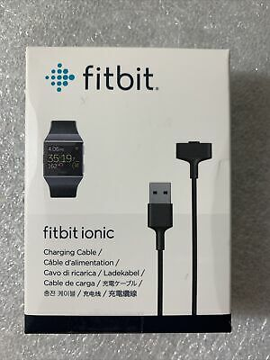 $ CDN8.77 • Buy Brand New Fitbit Charging Cable For Ionic Watch