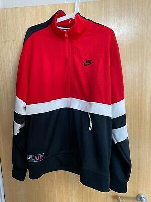Nike Air Mens Track Top Immaculate Condition Hardly Worn Size Large Genuine  • 15£