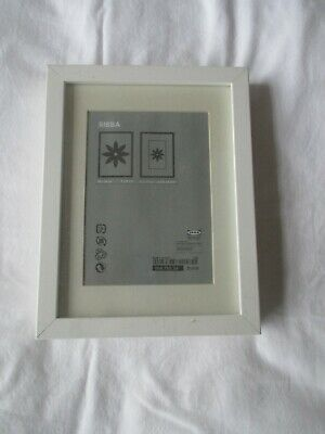 Ikea RIBBA 18 X 24cm White Picture Frame Brand New • 9£