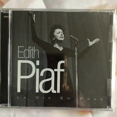 Edith Piaf: La Vie En Rose. • 5£