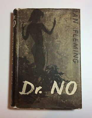 Ian Fleming 'Dr. No' 9th Printing 1973. Jonathan Cape. James Bond. • 23£