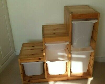 Ikea Trofast Storage Unit • 10£