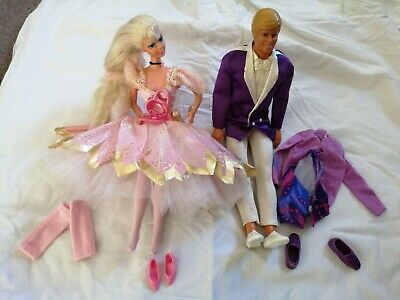 Swan Lake Sindy And My First Ken Doll • 10£