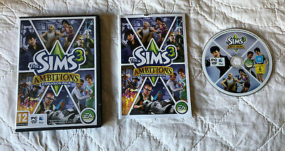 £9.99 • Buy The Sims 3 Expansion Pack - Ambitions