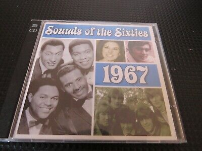 Time Life:  Sounds Of The Sixties 1967.  2 Disc Cd Album. Tl Scc05  • 4.99£