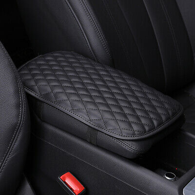 Car Armrest Pad Cover Center Console Box Cushion Mat Protector Car Accessories • 5.63£