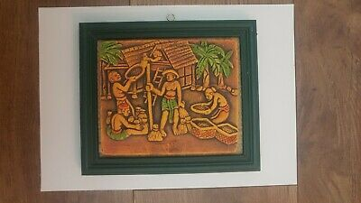 Oriental Wall Hanging Indian / Chinese • 5.99£