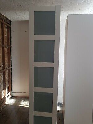 IKEA Pax White Wardrobe Single With Door And Accessories • 50£