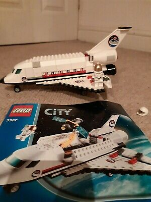 Lego Space Shuttle 3367 Great Condition 100% Complete With Instructions No Box • 14.95£