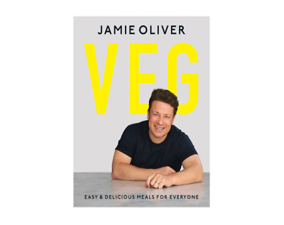 AU20 • Buy Veg: Easy & Delicious Meals For Everyone By Jamie Oliver Hardcover Book