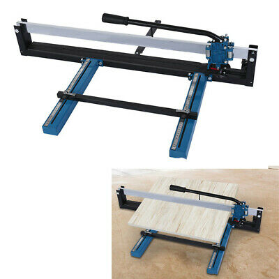800MM Professional Manual Tile Cutter Porcelain Floor Tiles Cutting Machine Tool • 59.99£
