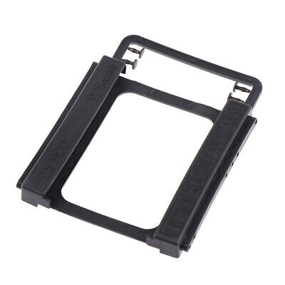 AU2.57 • Buy 2.5  To 3.5  Adapter Bracket SSD HDD Notebook Mounting Hard Drive Disk HoldYXAU
