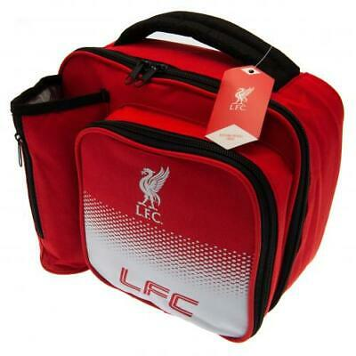 Liverpool FC Fade Design Lunch Bag Official Merchandise NEW UK • 13.95£