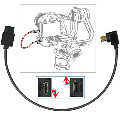 $ CDN17.03 • Buy Ronin S MCC To Multi Camera Control Cable For Sony A9 A7 A7S II III A6600 A6500