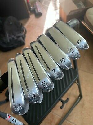 AU1164.71 • Buy NEW 2020 Taylormade P770 Iron Set 4-PW KBS Tour 120 Stiff Steel Irons P-770
