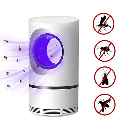 AU13.99 • Buy Mosquito Killer Lamp Insect Catcher USB Electric LED Light Fly Bug Zapper Trap