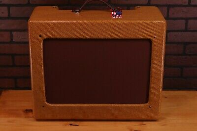 AU368.65 • Buy TV Front 5E3(Or Champ Cutout) Tweed Deluxe Cabinet/Nitro Lacquer.