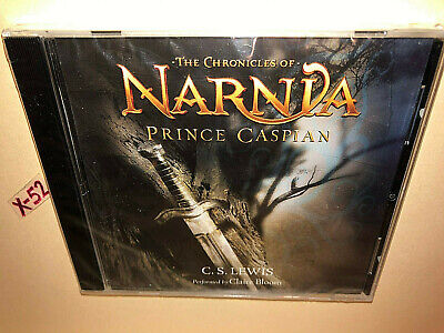 Chronicles Of Narnia PRINCE CASPIAN Audio Book CD Read By Claire Bloom CS LEWIS • 12.29£