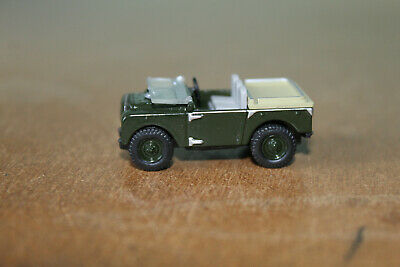 OXFORD DIECAST 1:76 LAND ROVER - Unboxed • 1.49£