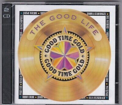 Good Time Gold The Good Life  Cd Time Life Music  (new & Sealed) • 1.99£