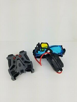 Lot Of 2 Kids Spy Gear / Night Vision Goggle Toys, Discovery And Binoculars! • 10.77£