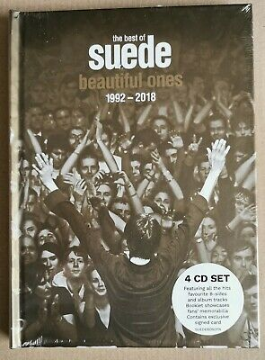 Suede - Beautiful Ones:The Best Of Suede 1992-2018- Exclusive Ltd Signed Edition • 40£