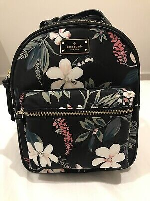 AU150 • Buy Kate Spade Small Bradley 'Wilson Road' Backpack - New With Tags!!