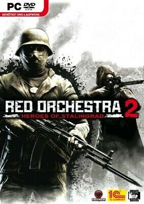 £25.58 • Buy PC - Red Orchestra 2: Heroes Of Stalingrad Mit OVP / Big Box