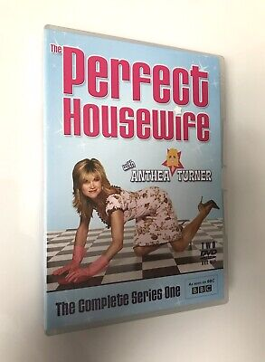£9.95 • Buy DVD Box Set THE PERFECT HOUSEWIFE Complete Season 1 - BBC Series - Anthea Turner